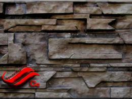50*facade stone mold zomorrod 12.5