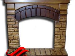 concrete fireplace mold code1