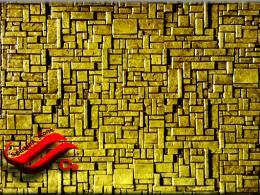 60*facade stone mold miniator 40