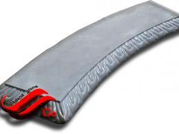 Concrete Cement Bench Mold helali