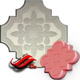 Mosaic mold geshnizi